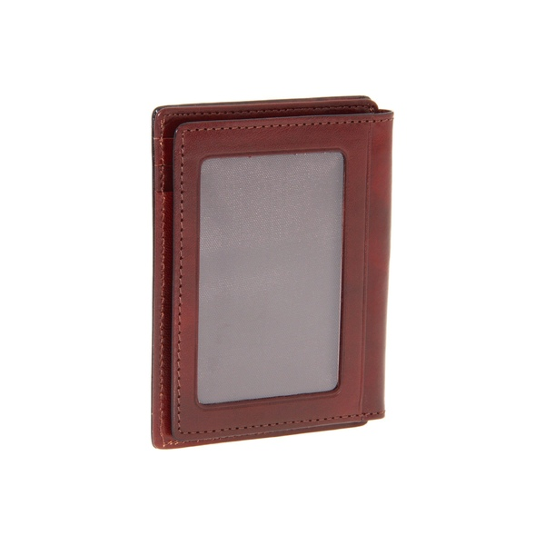 ボスカ メンズ 財布 アクセサリー Old Leather Collection - Front Pocket Wallet Cognac Leather