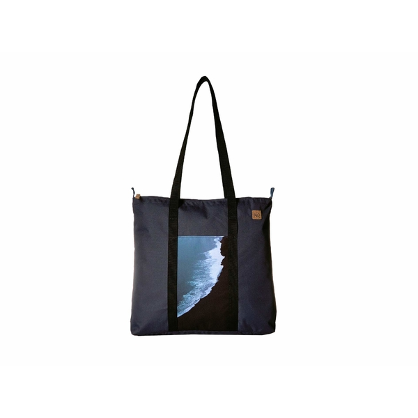 テンツリー メンズ ビジネス系 バッグ Mobius Daily Tote Dark Denim Navy/Crashing Waves