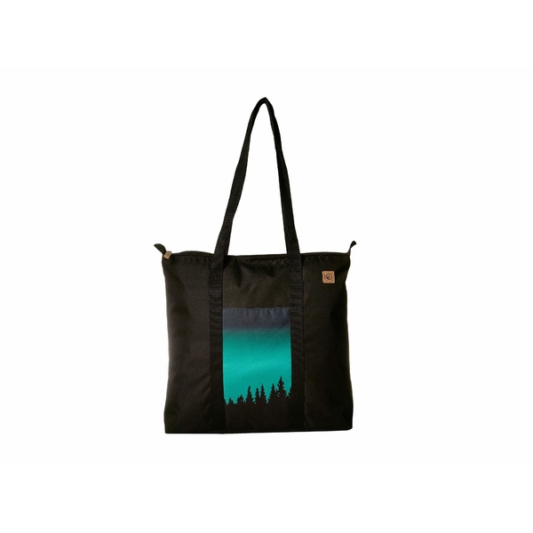 テンツリー メンズ ビジネス系 バッグ Mobius Daily Tote Meteorite Black/Northern Juniper