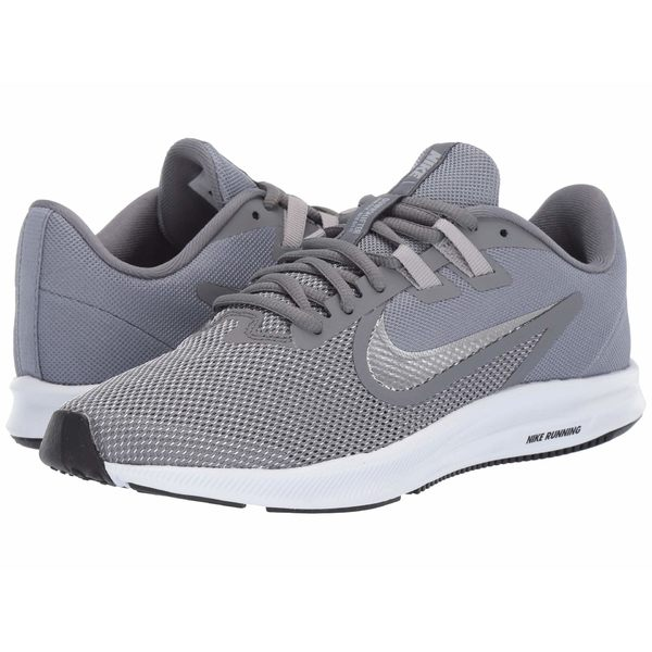 ナイキ レディース スニーカー シューズ Downshifter 9 Cool Grey/Metallic Silver/Wolf Grey