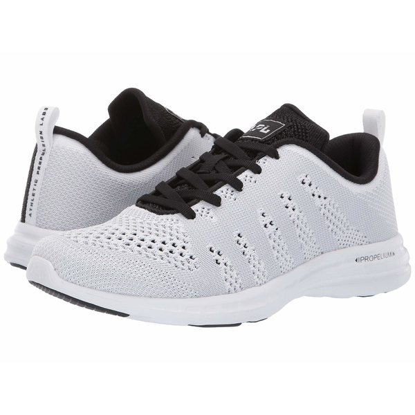 APL メンズ スニーカー シューズ Techloom Pro White/Steel Grey/Metallic Black