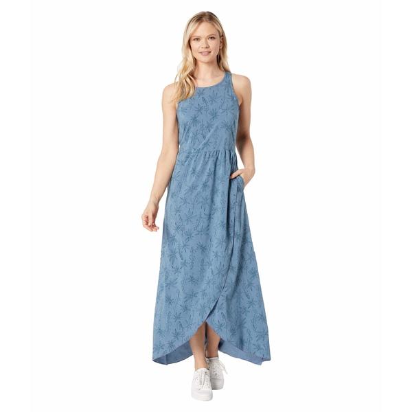 ドード アンドコー レディース ワンピース トップス Sunkissed Maxi Dress High Tide Airy Floral Print