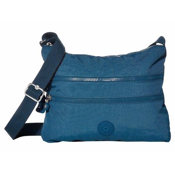 キプリング レディース ハンドバッグ バッグ Alvar Crossbody Bag Mystic Blue