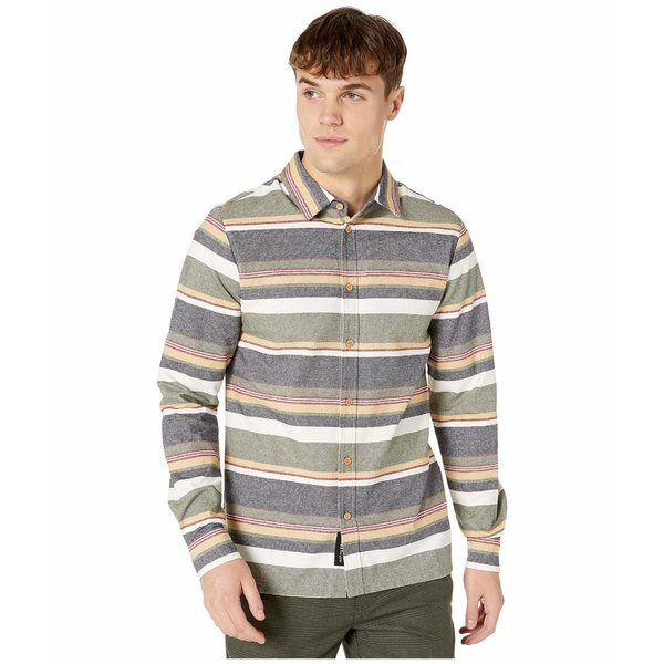 ネイティブユース メンズ シャツ トップス Boavista Shirt Navy