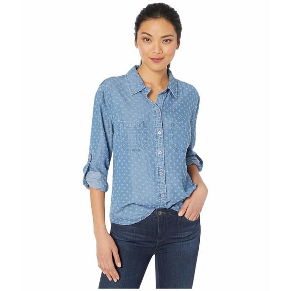 リバプール レディース シャツ トップス Rolled Sleeve Shirt Florence Medium