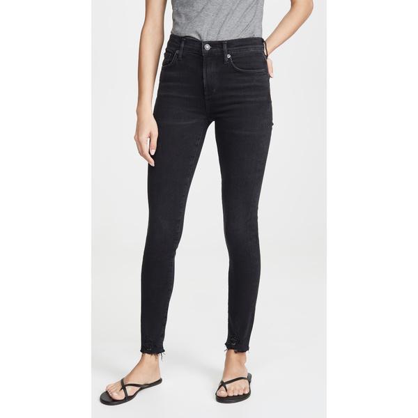 アゴルド レディース デニムパンツ ボトムス Sophie Mid Rise Ankle Jeans Shout