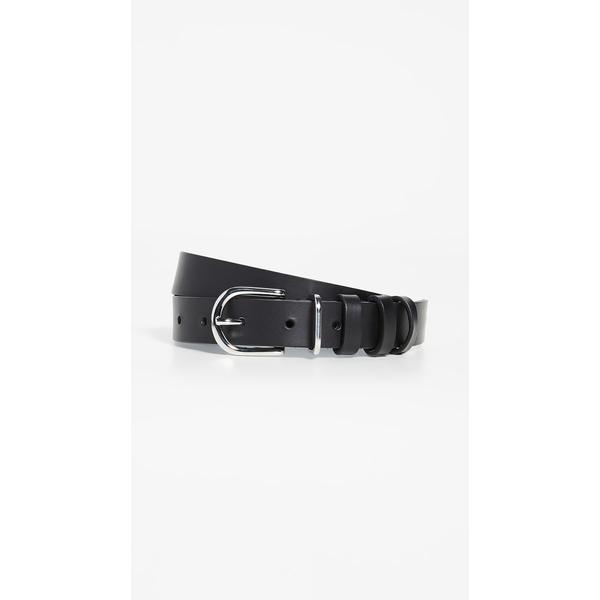 イロ レディース ベルト アクセサリー Pexie Belt Black