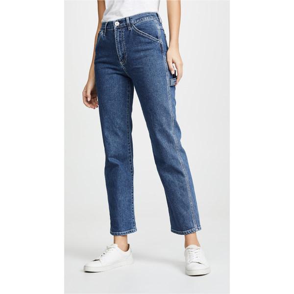 スリーバイワン レディース デニムパンツ ボトムス Rose Carpenter Jeans Hester