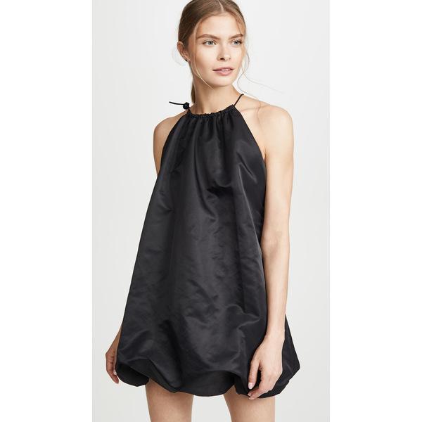 ステゥド レディース ワンピース トップス Olive Dress Black