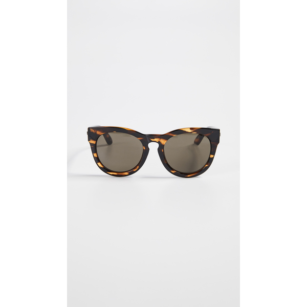 ルスペックス レディース サングラス&アイウェア アクセサリー Jealous Games Sunglasses Streaky Tort/Brown Mono