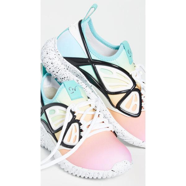 ソフィアウェブスター レディース スニーカー シューズ Fly-By Sneakers Rainbow Ombre