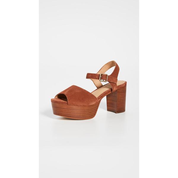 ソルドス レディース サンダル シューズ Avra Platform Sandals Adobe