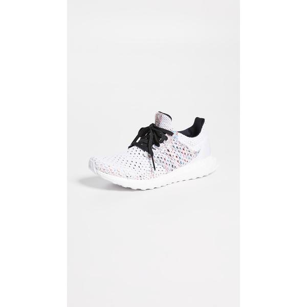 アディダス レディース スニーカー シューズ Ultraboost CLIMA x MISSONI Sneakers White/White/Activere