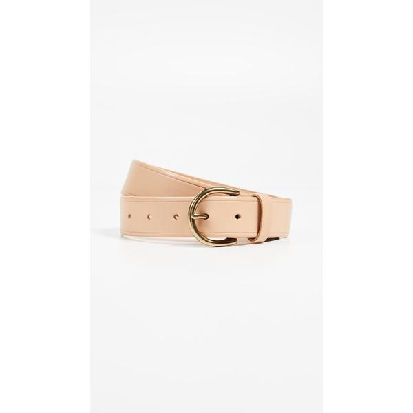 メイドウェル レディース ベルト アクセサリー Medium Perfect Leather Belt Linen
