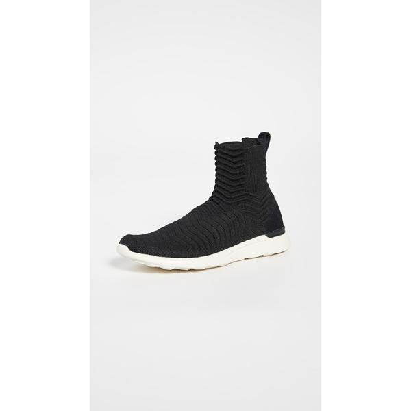 エーピーエル レディース スニーカー シューズ Techloom Chelsea Sneaker Boots Black/Pristine