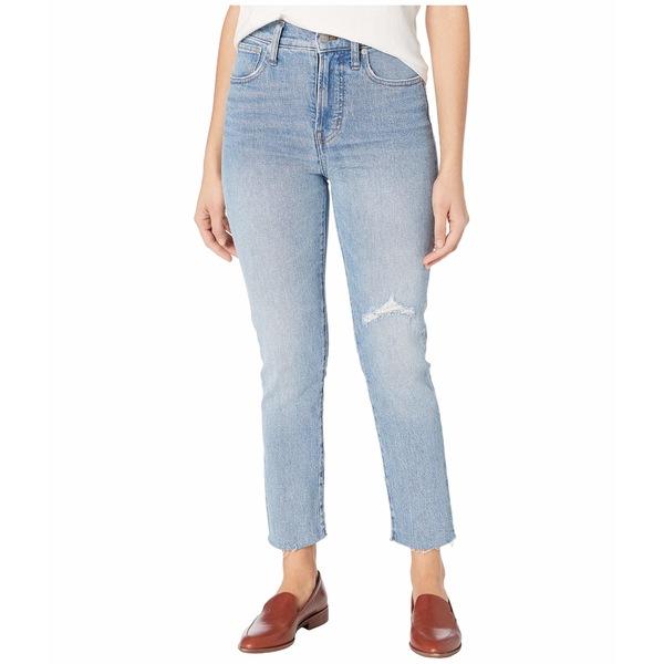 メイドウェル レディース デニムパンツ ボトムス Perfect Vintage Jeans in Rosabelle Wash Rosabelle Wash