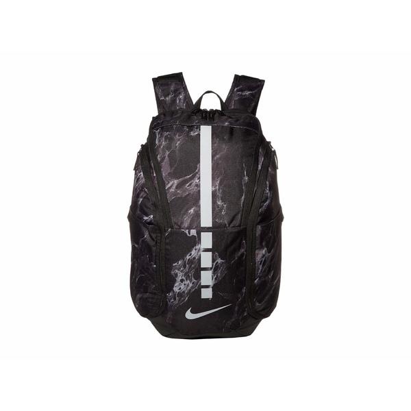 ナイキ メンズ バックパック・リュックサック バッグ Hoops Elite Pro Backpack Black/Black/Silver