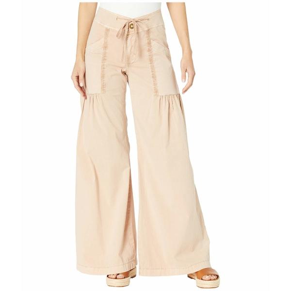 エックスシーブイアイ レディース カジュアルパンツ ボトムス Willow Wide Leg Stretch Poplin Pants Harken Pigment