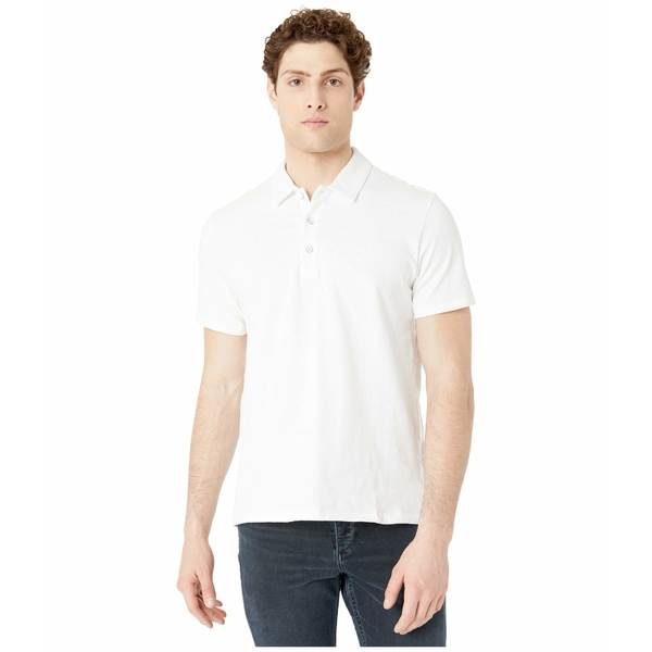 ラグアンドボーン メンズ シャツ トップス Classic Polo White