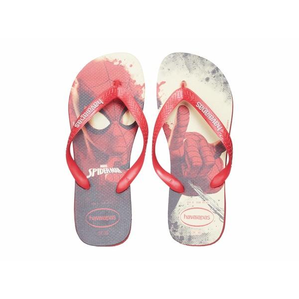 ハワイアナス メンズ サンダル シューズ Top Marvel Sandal Ruby Red