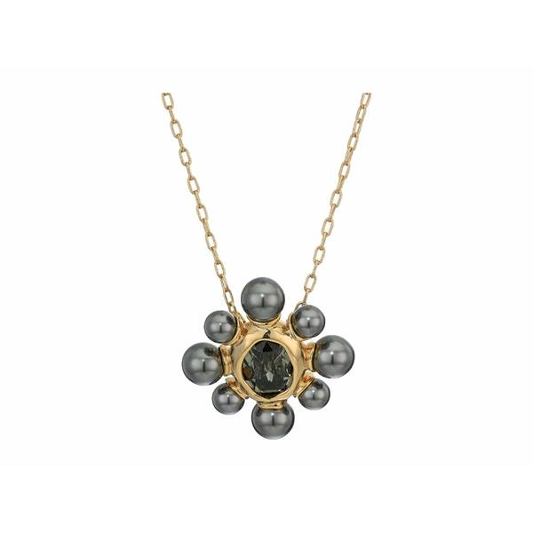 アレクシス ビッター レディース ネックレス・チョーカー・ペンダントトップ アクセサリー Byzantine Pearl Floret Pendant Necklace 10K Gold