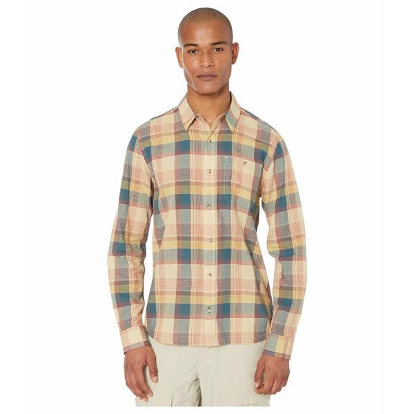 ドード アンドコー メンズ シャツ トップス Cuba Libre Long Sleeve Shirt Desert
