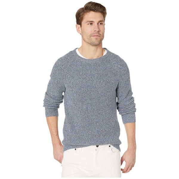 ジェイクルー メンズ ニット&セーター アウター Marled Cotton Raglan-Sleeve Crewneck Sweater Marled Ocean View