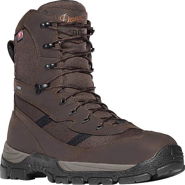 ダナー メンズ ハイキング スポーツ Danner Men's Alsea 8IN 400G Insulated Boot Brown