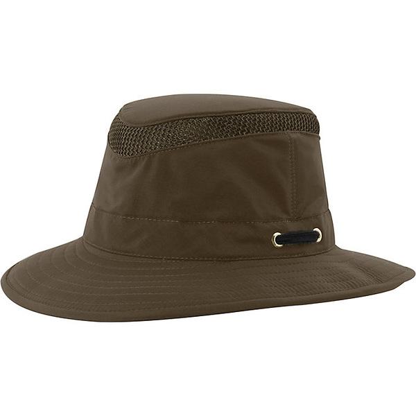 ティリー? メンズ 帽子 アクセサリー Tilley Airflo Medium Brim Hat Olive