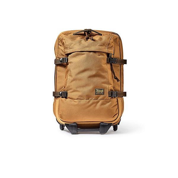フィルソン レディース ボストンバッグ バッグ Filson Dryden 2-Wheel Carry-On Bag Whiskey