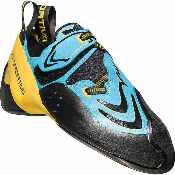 ラスポルティバ メンズ ハイキング スポーツ La Sportiva Men's Futura Climbing Shoe Blue / Yellow