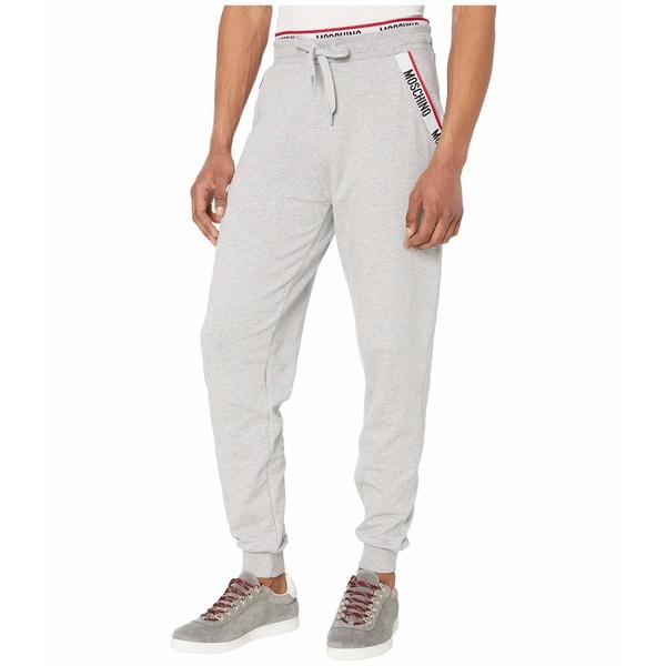 激安特価  モスキーノ メンズ カジュアルパンツ メンズ ボトムス ボトムス Basic Sweatpants Fleece Sweatpants Grey Melange:asty, ウォークタウン:dc519075 --- nagari.or.id
