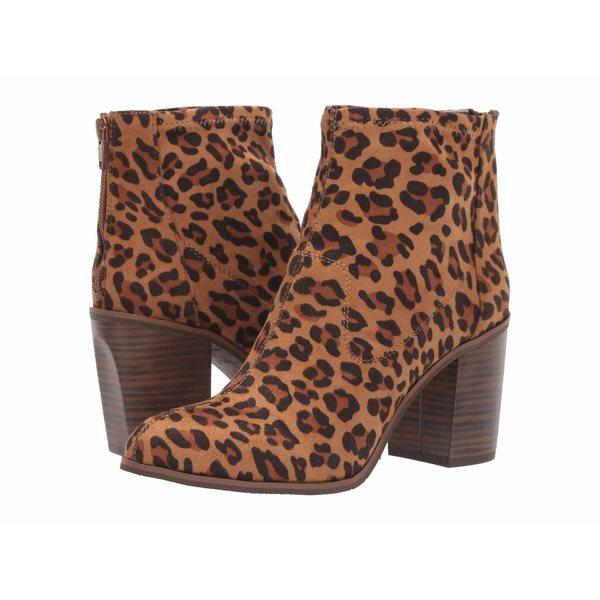 セイシェルズ レディース ブーツ&レインブーツ シューズ BC Footwear By Seychelles Ringmaster Leopard V-Suede
