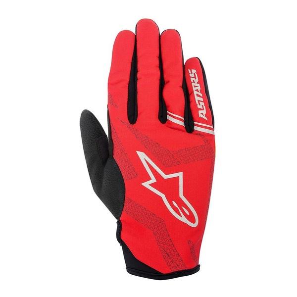 アルパインスターズ メンズ アクセサリー 手袋 大幅にプライスダウン Red Alpinestars 全商品無料サイズ交換 zffb013e 価格 Stratus Silver