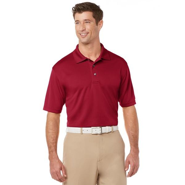 品質保証 PGAツアー メンズ ポロシャツ トップス Men&39;s Airflux Solid Golf Polo Shirt Chili Pepper, ビーバーオンラインショップ e1d8e39e
