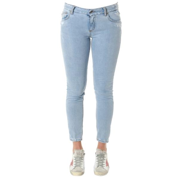 ドンダップ レディース デニムパンツ ボトムス Dondup Bakony Cotton Denim Jeans -