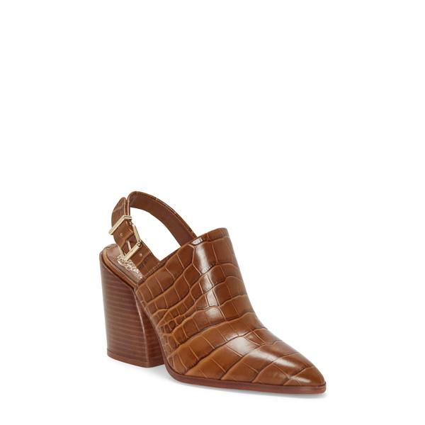 ヴィンスカムート レディース パンプス シューズ Chemine Slingback Pump Scotch Leather