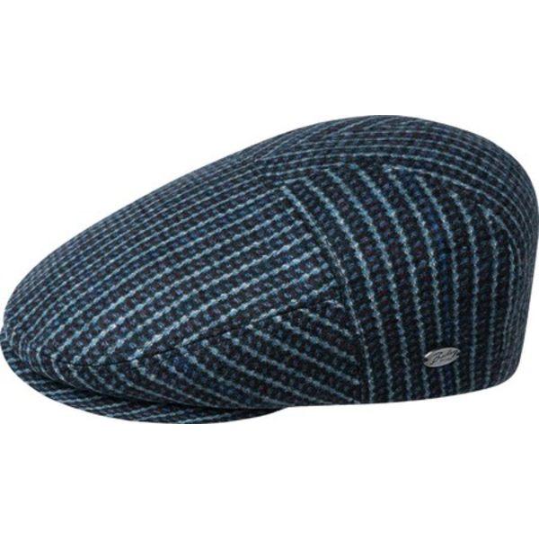 蔵 ベーリー オブ ハリウッド メンズ アクセサリー 帽子 Dark Men's Flat Denim 全品最安値に挑戦 25539 全商品無料サイズ交換 Cap Rish