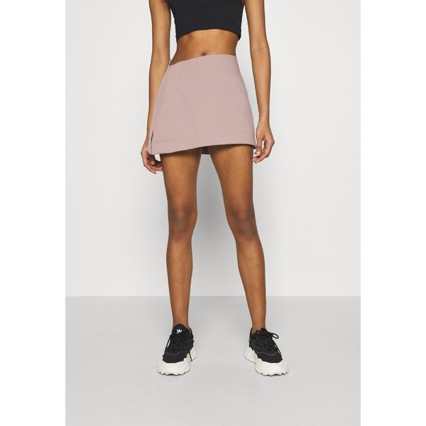 ウィークデイ レディース ボトムス スカート dusty 売り出し pink 定番 SKIRT zlzq022e Mini skirt - 全商品無料サイズ交換