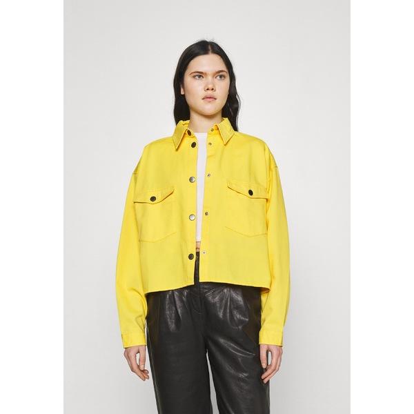 モンキ レディース 宅送 アウター ジャケット ブルゾン yellow 全商品無料サイズ交換 zlzq022e jacket SLOANE SHACKET Summer 送料無料でお届けします -