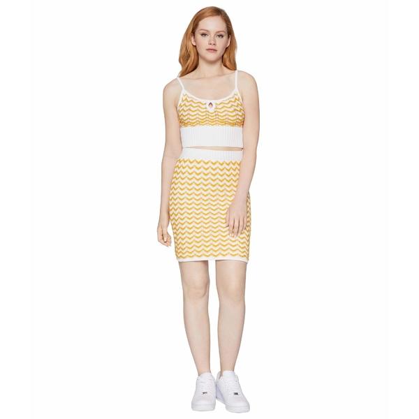 BCBジェネレーション レディース ニット&セーター アウター Sweater Sleeveless Tank - TPI5271520 Honey/Gold