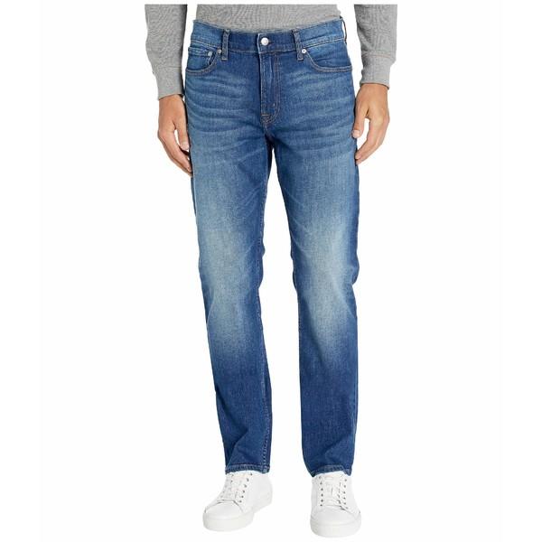 カルバンクライン メンズ デニムパンツ ボトムス Straight Fit Prairie Blue