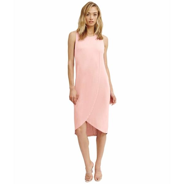 ラメイド レディース ワンピース トップス Elba Dress Coral Pink