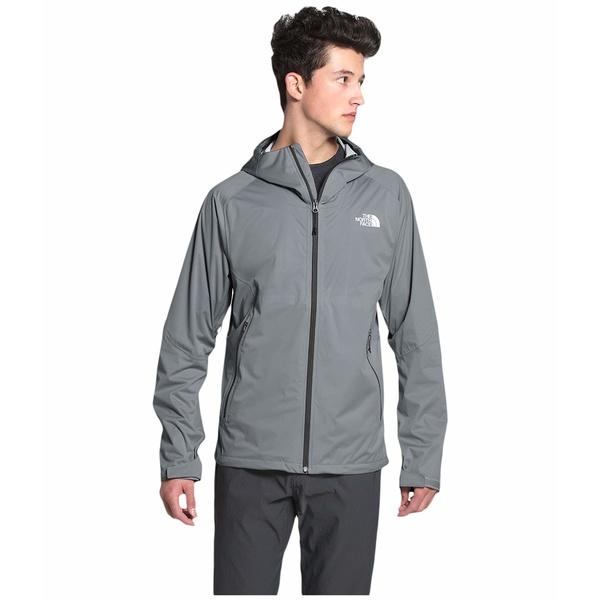 ノースフェイス メンズ コート アウター Allproof Stretch Jacket Mid Grey