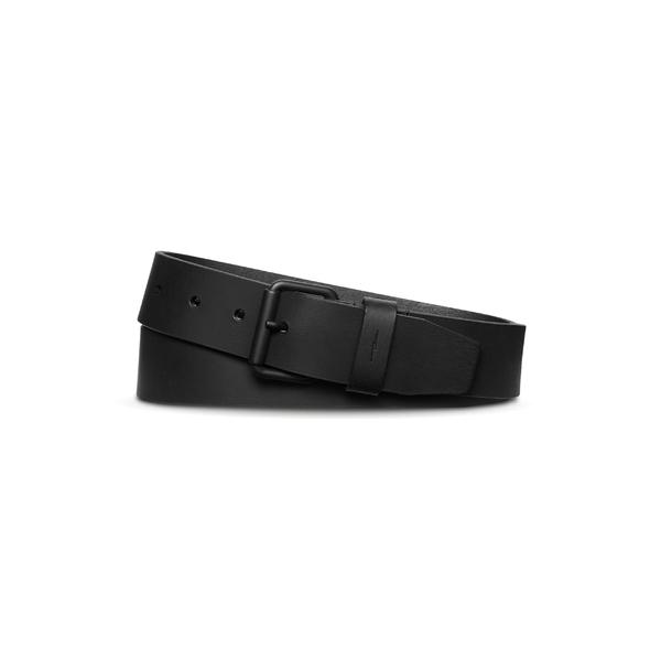 シャイノーラ メンズ ベルト アクセサリー Shinola Rambler Leather Belt Black