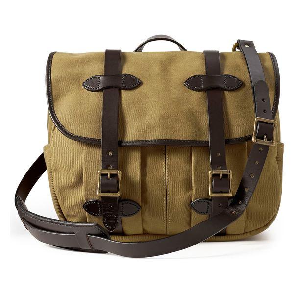 フィルソン メンズ ショルダーバッグ バッグ 宅配便送料無料 Filson Bag Field Tan 最安値 Medium