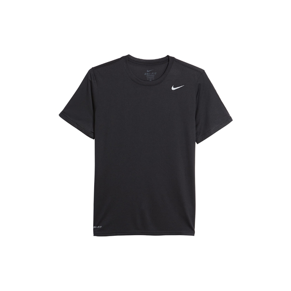 ナイキ メンズ Tシャツ トップス Nike 'Legend 2.0' Dri-FIT Training T-Shirt Black/ Black/ Matte Silver