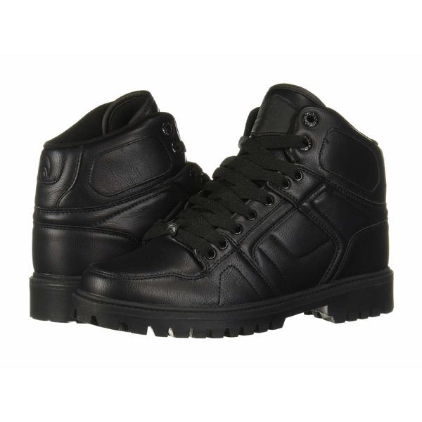オサイラス メンズ ブーツ&レインブーツ シューズ NYC 83 DCN Boot Black/Red