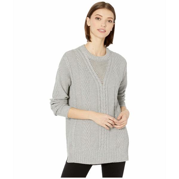 BCBジェネレーション レディース ニット&セーター アウター Long Sleeve Tunic Sweater TQG5254213 Multi
