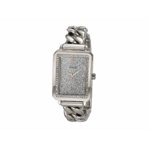 ゲス レディース 腕時計 アクセサリー U0896L1M Silver